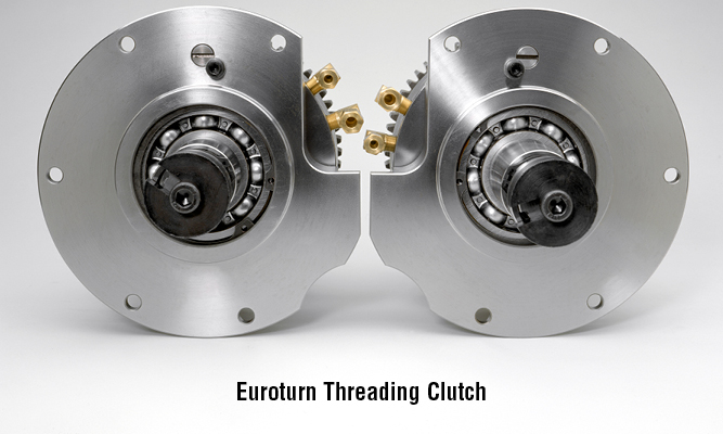 Euroturn Threading Clutch