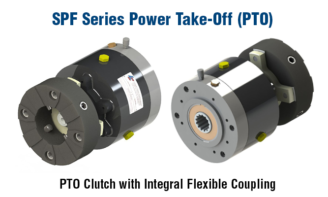 SPF Series Power Take-Off (PTO)
